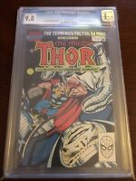 Thor Annual #15 (1990) Herb Trimpe Cover CGC 9.8 White Pages GG967
