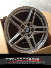 17 Zoll Borbet XR Felgen BMW Silber 3er 5er e92 e93 F10 e60 X3 E65 X1 Z3 Z4 Alu