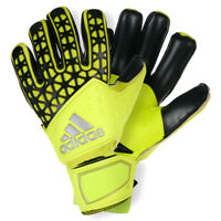 adidas Ace Zones Pro Goalkeeper Gloves Soccer Professional Negative Cut Grippy