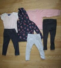Bundle of Girls' Clothes 3-4 Years - 6 ITEMS in very good condition