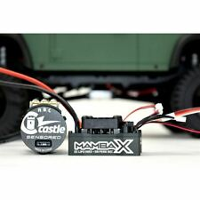 Castle Creations - Mamba X 25.2V Waterproof ESC and 2850KV Motor Combo