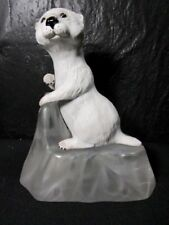 Franklin Mint Humane Society Of The Usa - Sea Pup - Extremely Nice