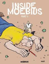 INSIDE MOEBIUS HARDCOVER Collects MOEBIUS LIBRARY Chapters 1 & 2 HC
