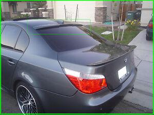 Becquet / Aileron pour BMW 5series E60 (2004-2010)