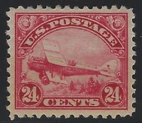 US Stamps - Scott # C6 - 24c Airmail - Mint OG Never Hinged - VF         (A-337)