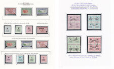 Tokelau Islands. 1948-68. Mint & used selection on two pages.