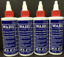 Wahl Genuine Clipper Oil 118ml for Hair Clipper (PACK OF 4)