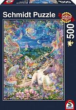 Fairytale Dream Schmidt Premium Quality Fantasy Jigsaw Puzzle - 500-Pieces