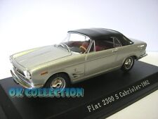 1:43 FIAT 2300 S CABRIOLET - 1962 _ (113)