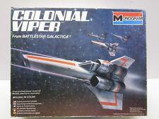 1978 Monogram Battlestar Galactica Colonial Viper Model Kit (built)