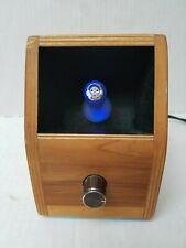 Vintage Vaporbrothers Vaporizer Wood Box (for parts heating element broken )