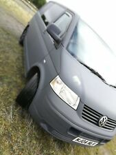 VW T5 Transporter Day Van Camper Matt Grey 1.9tdi Remapped