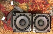 Bose Genuine SoundDock, SoundDock II, Part # 273488-004,  273488004, 2 Speakers