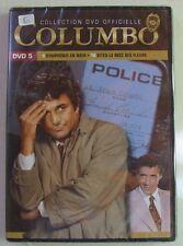 DVD COLUMBO - Peter FALK - N°5 - 2 EPISODES - SYMPHONIE EN NOIR + 1 - NEUF