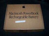 Battery M5876LL/A for Macintosh PowerBook 2400c  or 180 - NOS