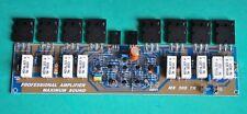 300 Watts(rms) Bi-Polar Class AB Audio Power Amplifier Drive Board Finished Kit