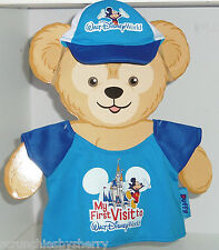Disney Duffy Bear Outfit Clothes Costume Shirt Hat First Trip World Parks  New