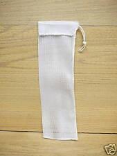 "Kettle Moraine Wild Bird Finch Feeder Nyjer Thistle Seed Sock Sack 11"" long"