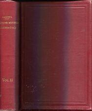Egidio Garuffa MACCHINE MOTRICI ED OPERATRICI A FLUIDO vol. II