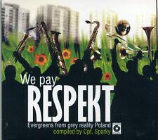 CD WE PAY RESPEKT * Bem Novi Polanie Big Band Katowice