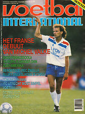 V.I. 1987 nr. 30  - URUGUAY/JOSE LUIS BROWN/AJAX/MICHEL VALKE