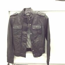wilson leather womans small leather jacket