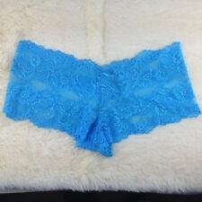 SEXY SOFT Lace Boyshorts Small Medium Large Women Panties Lingerie Underwear