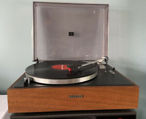 Pioneer Turntable PL11 - F. Beautiful Original In Box & All Packaging. Sound A1
