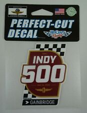2020 Indianapolis 500 104TH Running Event Collector Perfect Cut Decal