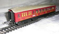 Marklin H0 346/2 Speisewagen rot DSG  mit ALTER Innenbeleuchtung