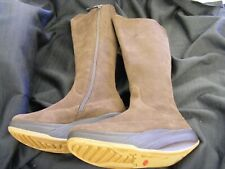 MBT Tambo Suede Womens Ladies Brown 7.5 Rocker Boots Toning 400088-01