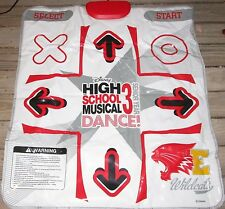 Sony Playstation 2 PS2 DDR Beatpad Disney High School Musical Dance Mat ONLY
