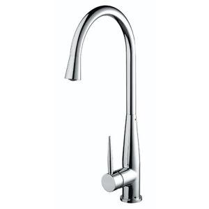 Monobloc Kitchen Sink Mixer Tap - Easy Fit - Bristan Champagne - Chrome - 5 Y...