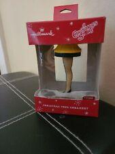 "Hallmark A Christmas Story ""Leg Lamp"" Tree Christmas Ornament"