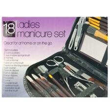 Set of 6 Bulk Lot Ladies Manicure & Grooming Set