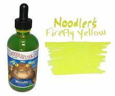 Noodler's Fountain Pen Ink - 4.5oz Bottle - 19802 - Firefly Highlighter ink