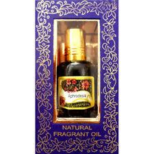 2 X 10 ml Bottles Song of India Natural Fragrant Perfume/Burner Oil - Aphrodesia