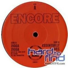 """Encore - Zigga Zigga (X2) / Essentially Yours (X2) [New 12"""" Vinyl] Explicit"""