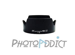 JJC Sun Visor LH-32 Equivalent Nikon HB32