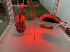 Finalmouse Air58 Ninja Gaming Mouse - Cherry Blossom Red