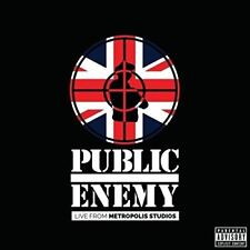 Public Enemy  'Live at Metropolis Studios'     (CD)    ***Brand New***