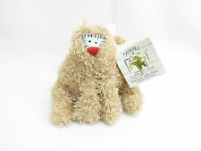 LYNSEY PATERSON PUSSNIP COLLECTIBLES STITCHES CAT KITTEN STUFFED PLUSH