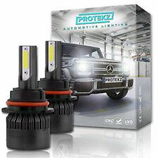 Protekz H4 72W 9000LM LED Phare de voiture Headlight KIT Hi-Lo Ampoule 6500K