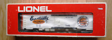 RARE NEW LIONEL GOLD MEDAL BILLBOARD REEFER BOX CAR #6 9860   O/027