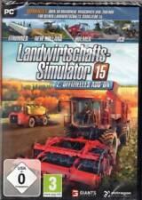 Agrícola simulador 15-oficial add-on 2-pc-germano-nuevo/en el embalaje original