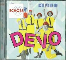 DEVO - Orpheum theater Boston 1980 ( Brand new & sealed /Limited to 1000 copies)