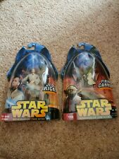 Star Wars obi-wan kenobi and yoda Action Figures, Revenge Of The Sith