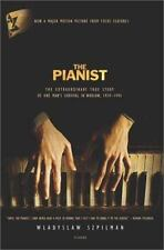 The Pianist: The Extraordinary True Story of One Man's Survival in Warsaw, 1939-
