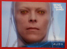 DAVID BOWIE - The Man Who Fell To Earth - Card #35 - Alien - Unstoppable 2014