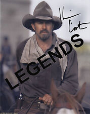 """OPEN RANGE  Keven Costner  8""""x10"""" Color  Autographed Photo Copy"""